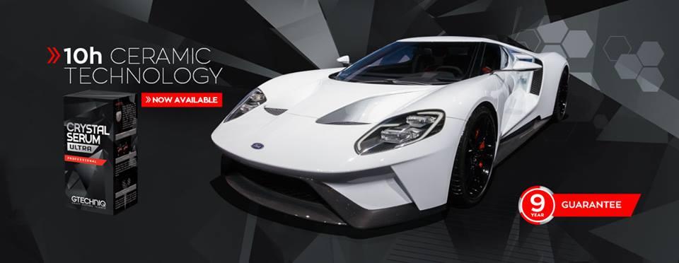 Gtechniq Car Coating