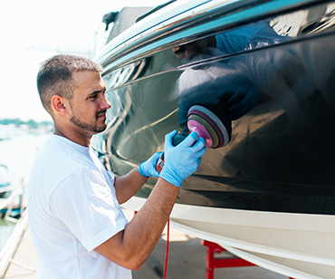 Recreational Vehicles and Boats Detailing