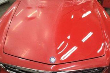 Stage 2 Paint Correction